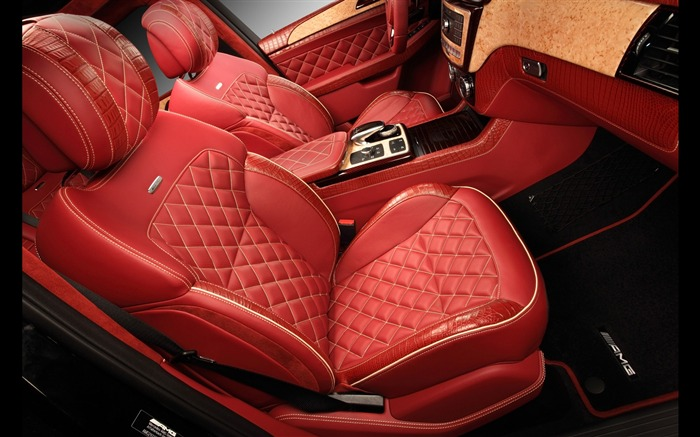 2016 Red Mercedes-Benz GLE Inferno HD Wallpaper 17 Views:720