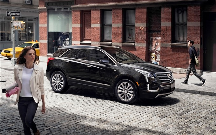 2017 Cadillac XT5 Luxury SUV HD Wallpaper Views:2807