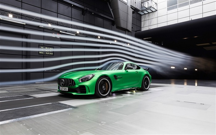 2017 Mercedes-AMG GTR Luxury HD Wallpaper Views:6434