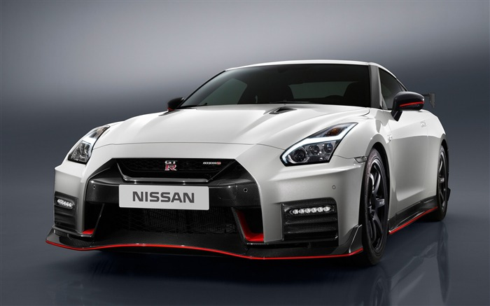 2017 Nissan GT-R NISMO Luxury HD Wallpaper Views:5631