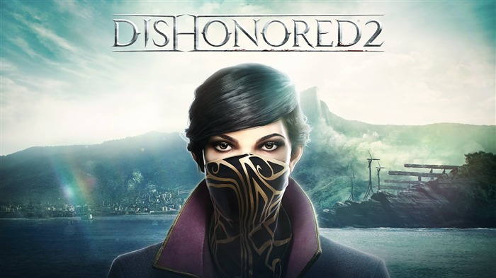 Emily Dishonored 2016-High Quality HD Wallpaper Views:1988