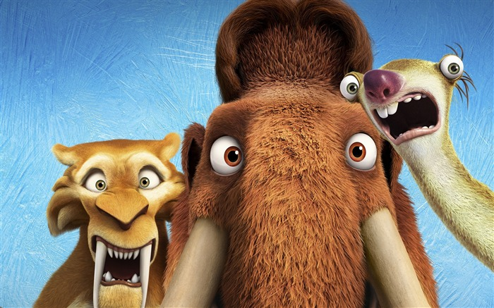 Ice Age Collision Course 2016 Movies Wallpaper 03 Views:1380