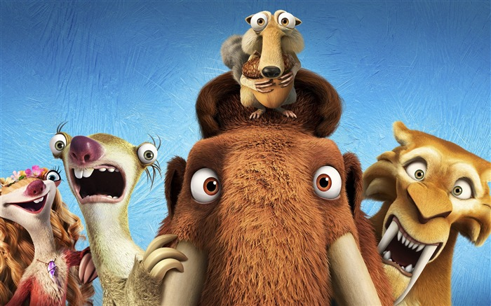 Ice Age Collision Course 2016 Movies Wallpaper 05 Views:1455