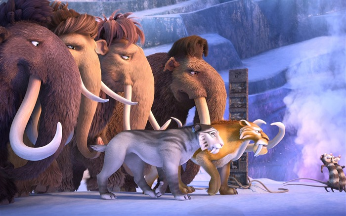 Ice Age Collision Course 2016 Movies Wallpaper 09 Views:1257