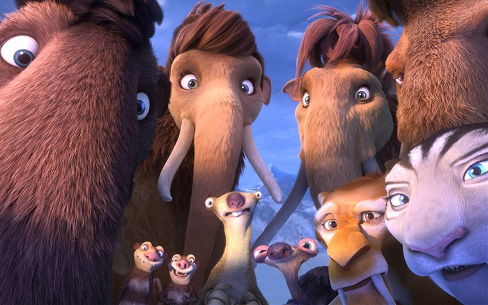 Ice Age Collision Course 2016 Movies Wallpaper 10 Views:1289