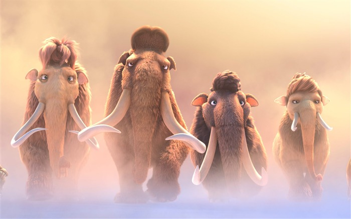 Ice Age Collision Course 2016 Movies Wallpaper 11 Views:1361