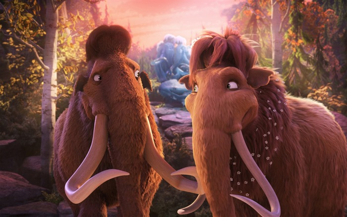 Ice Age Collision Course 2016 Movies Wallpaper 13 Views:1418
