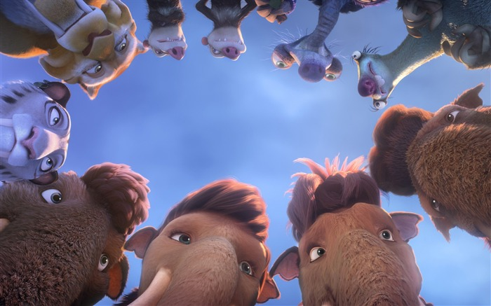 Ice Age Collision Course 2016 Movies Wallpaper 15 Views:1534