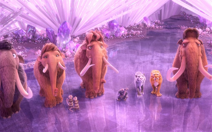 Ice Age Collision Course 2016 Movies Wallpaper 21 Views:896