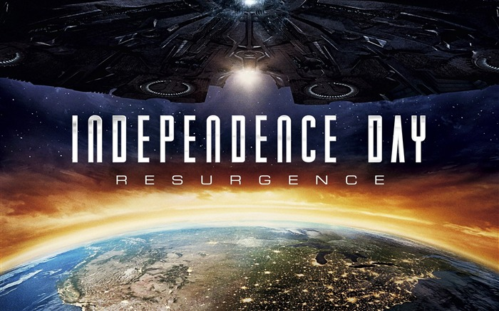Independence Day Resurgence 2016 Movie HD Wallpaper Views:4770