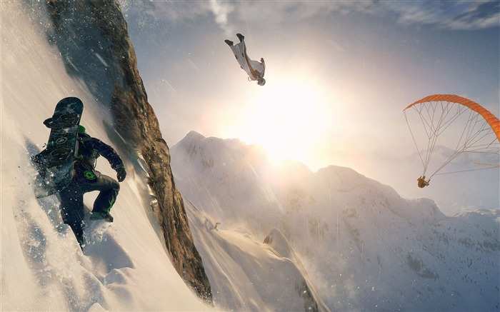 Steep 2016 poster-High Quality HD Wallpaper Views:2210