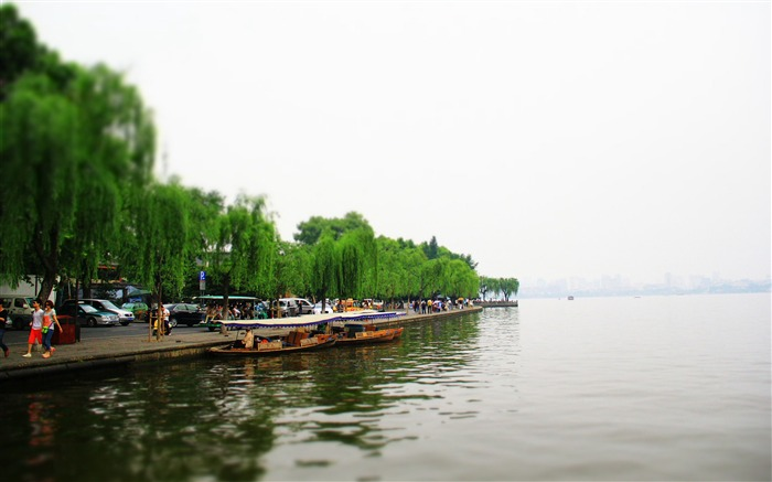 2016 G20 China Hangzhou scenery HD wallpaper 03 Views:2220