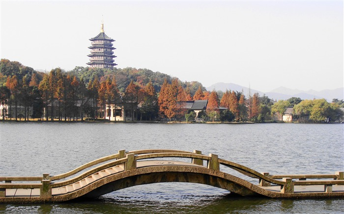 2016 G20 China Hangzhou scenery HD wallpaper 04 Views:2410