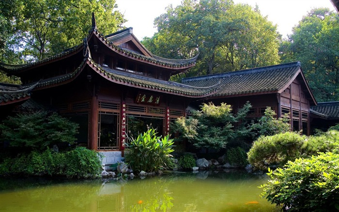 2016 G20 China Hangzhou scenery HD wallpaper 05 Views:1991