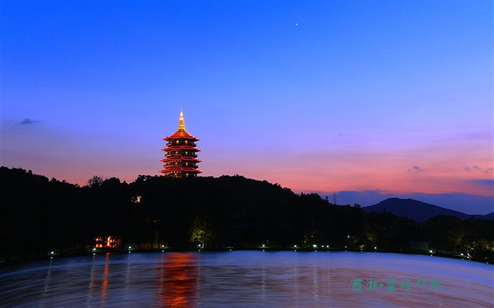 2016 G20 China Hangzhou scenery HD wallpaper 06 Views:2345