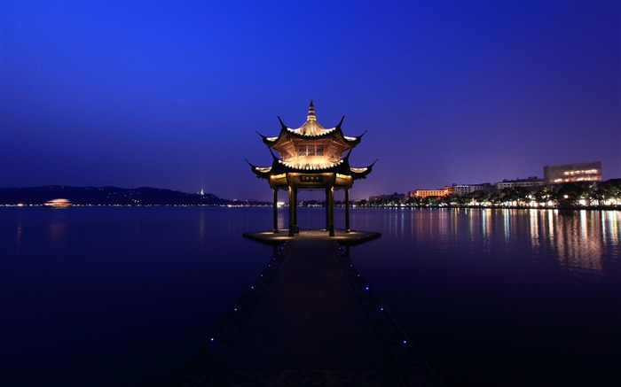 2016 G20 China Hangzhou scenery HD wallpaper 11 Views:2272