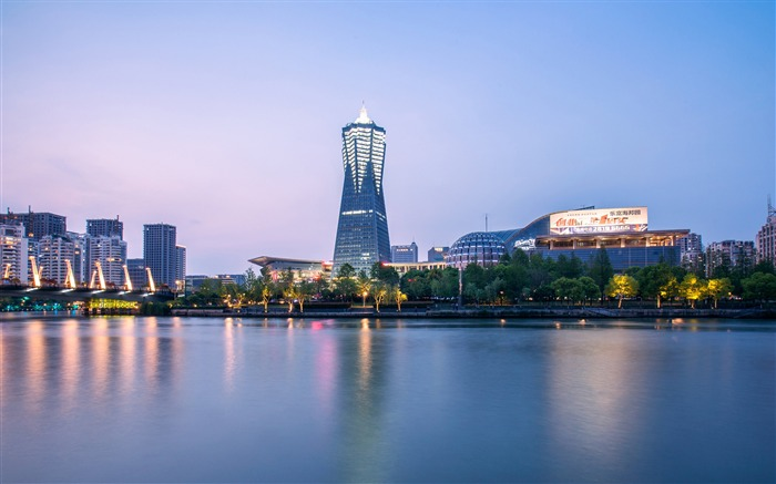 2016 G20 China Hangzhou scenery HD wallpaper 12 Views:2448