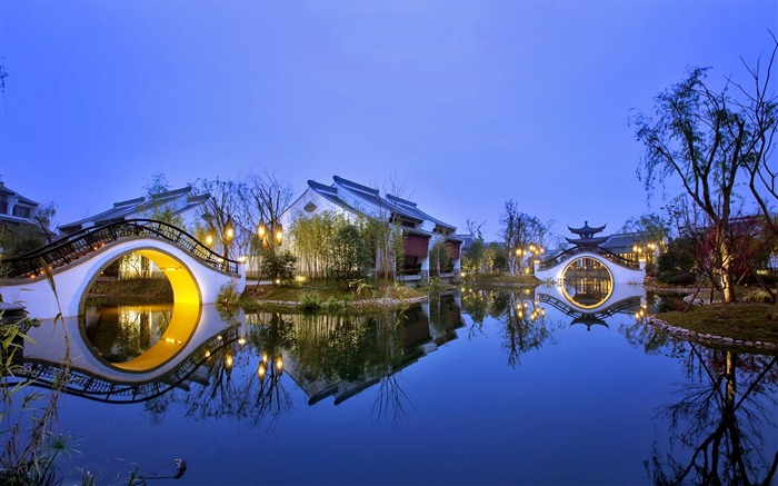 2016 G20 China Hangzhou scenery HD wallpaper 13 Views:2902