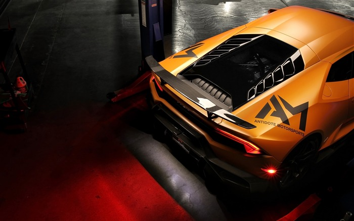 2016 Lamborghini Huracan Supercar Wallpaper 03 Views:2513
