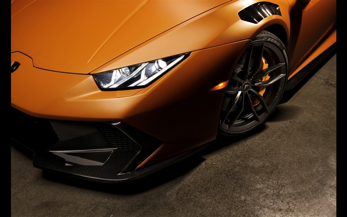 2016 Lamborghini Huracan Supercar Wallpaper 04 Views:1310