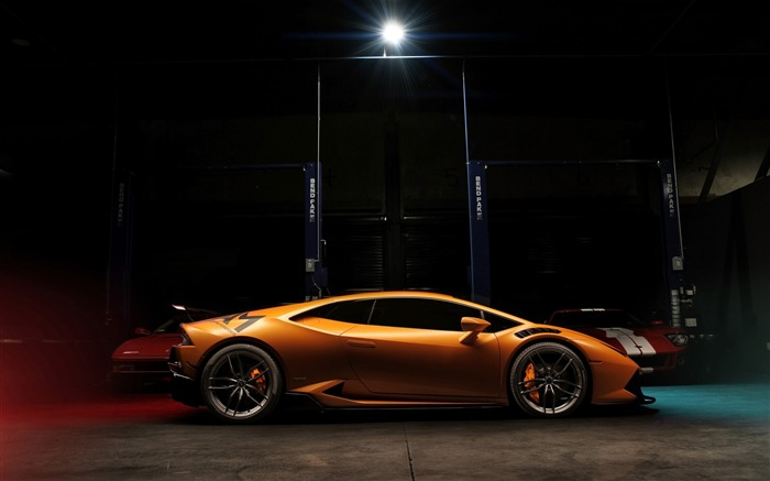 2016 Lamborghini Huracan Supercar Wallpaper 07 Views:1463
