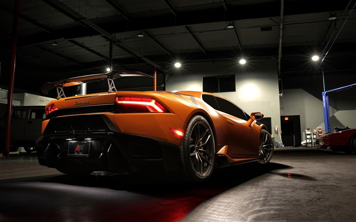 2016 Lamborghini Huracan Supercar Wallpaper 09 Views:1631