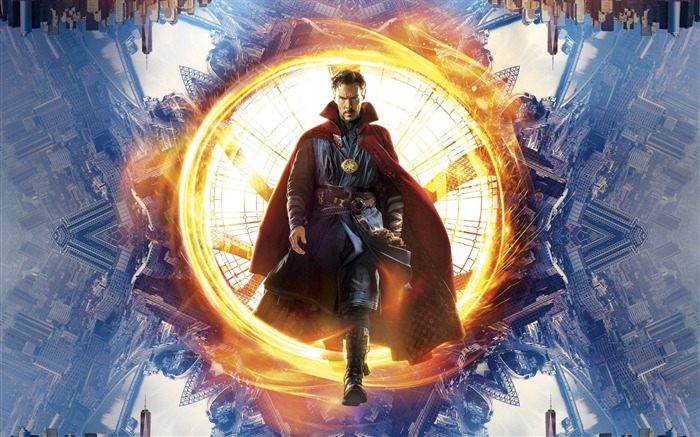 Doctor Strange-2016 Movie Posters Wallpaper Views:2729