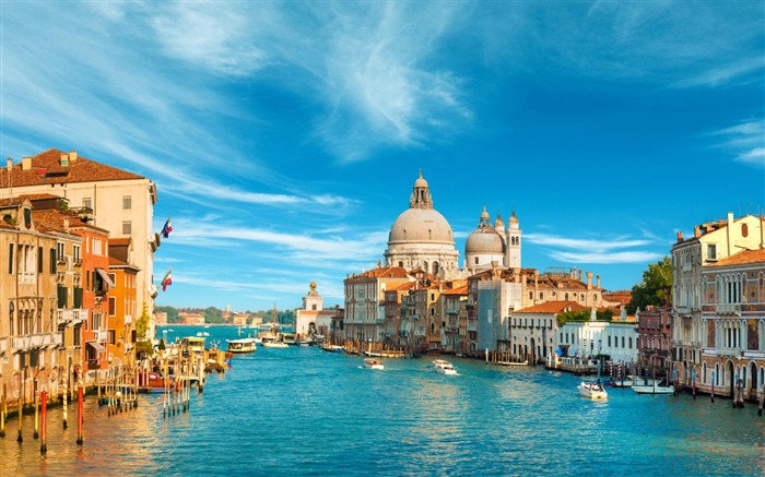Grand canal venice italy-Classic High Quality Wallpaper Views:1730