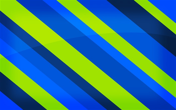 Green abstract blue stripes-Classic High Quality Wallpaper Views:1429