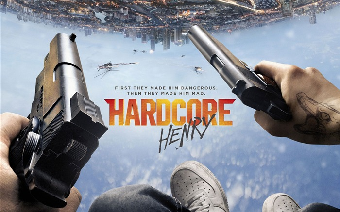 Hardcore Action Helicopters-2016 Movie Posters Wallpaper Views:1798