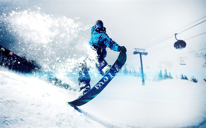 Snowskate winter sports-2016 High Quality Wallpaper Views:1198