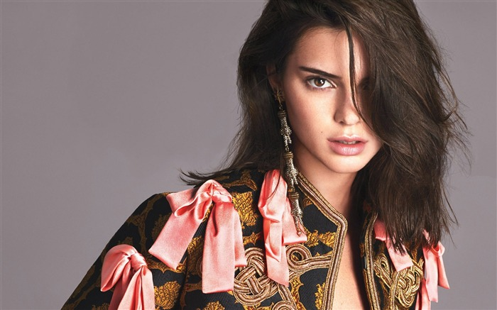 kendall jenner us vogue-Beauty poster wallpaper Views:1197