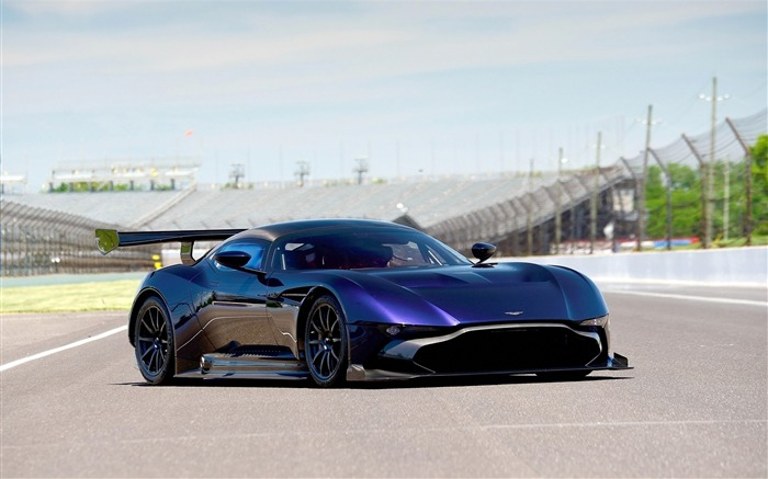 2016 Aston Martin Vulcan Supercar HD Wallpaper Views:4763