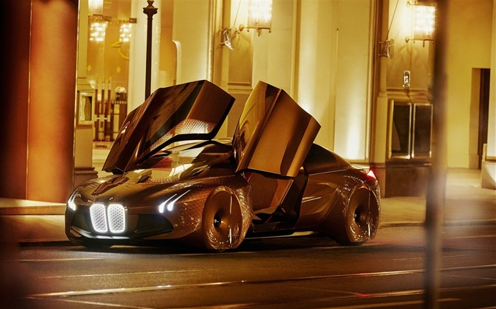 2016 BMW Vision Next 100 Auto HD Wallpaper Views:2656