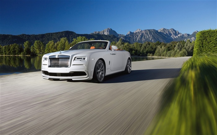 2016 Spofec Rolls-Royce Dawn Convertible HD Wallpaper Views:2180