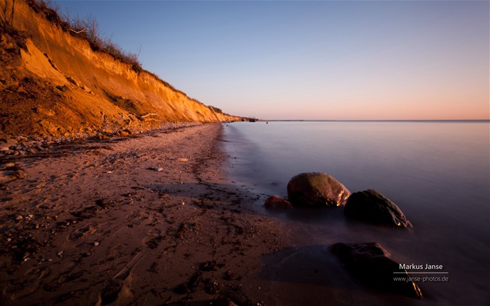 Markus Janse Germany Baltic Sea Fischland wallpaper 04 Views:1559