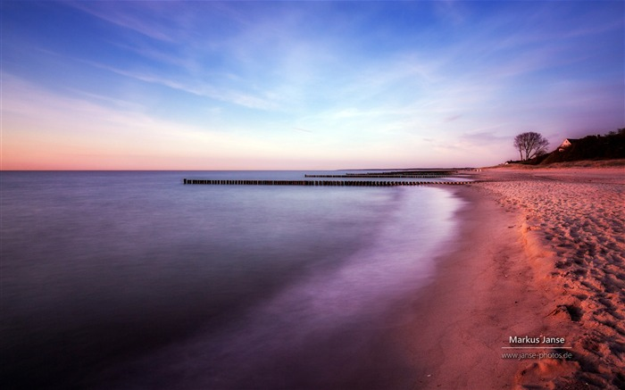 Markus Janse Germany Baltic Sea Fischland wallpaper 05 Views:1287
