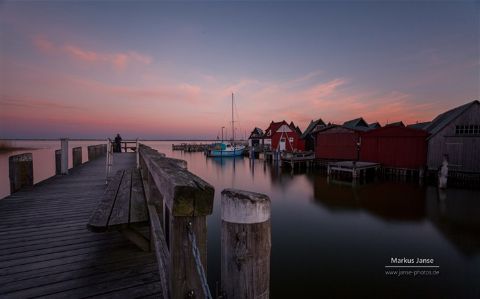 Markus Janse Germany Baltic Sea Fischland wallpaper 06 Views:1508