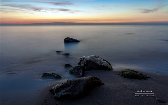 Markus Janse Germany Baltic Sea Fischland wallpaper 08 Views:1341