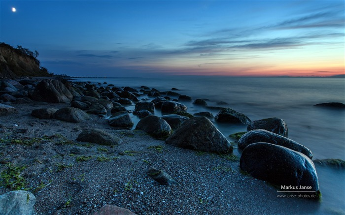 Markus Janse Germany Baltic Sea Fischland wallpaper 10 Views:1645