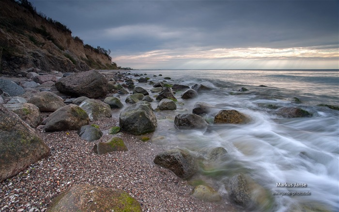 Markus Janse Germany Baltic Sea Fischland wallpaper 16 Views:1429