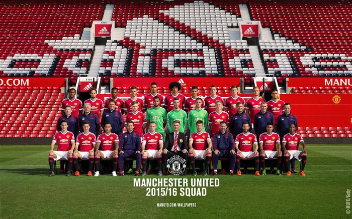 2016 Manchester United Football Club HD Wallpaper Views:3922