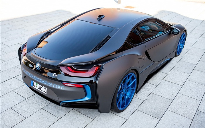 2016 GSC BMW i8 Auto Poster HD Wallpaper 02 Views:1809