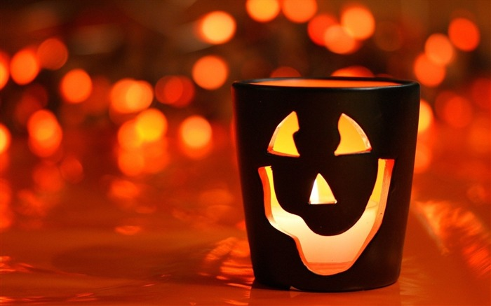 2016 Happy Halloween Holiday HD Wallpaper 15 Views:1485