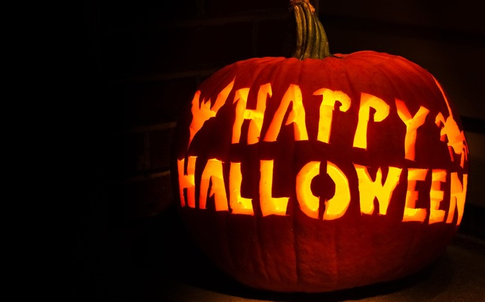 2016 Happy Halloween Holiday HD Wallpaper 16 Views:1424