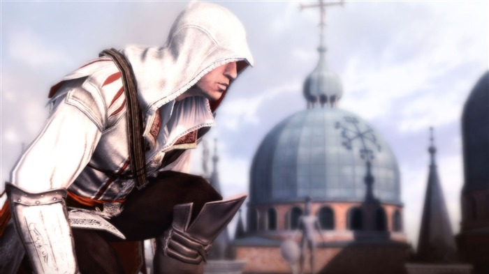 Assassins Creed The Ezio Collection Game Wallpaper 01 Views:1288