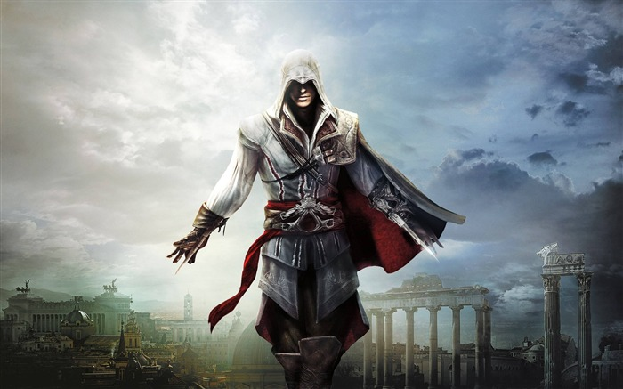 Assassins Creed The Ezio Collection Game Wallpaper 04 Views:1973