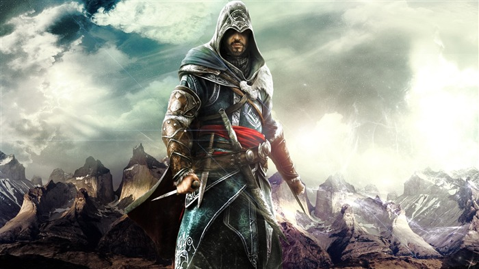 Assassins Creed The Ezio Collection Game Wallpaper 06 Views:1239