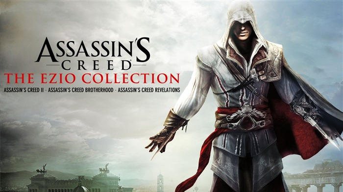 Assassins Creed The Ezio Collection Game Wallpaper 07 Views:1326
