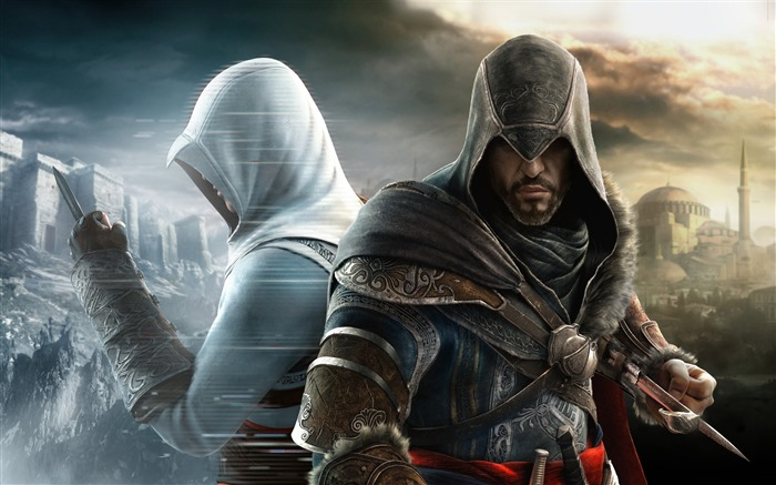 Assassins Creed The Ezio Collection Game Wallpaper 11 Views:1483